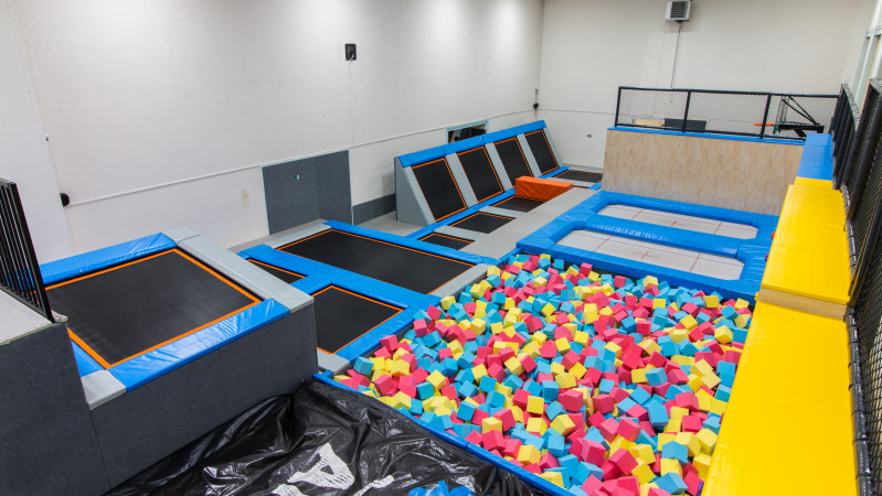 Free-Jump Arena